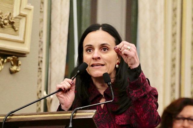 Frente exige destituir a José Juan de la mesa directiva del Congreso