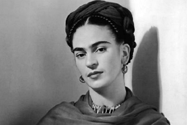 Aclaran propiedad de derechos sobre imagen de Frida Kahlo