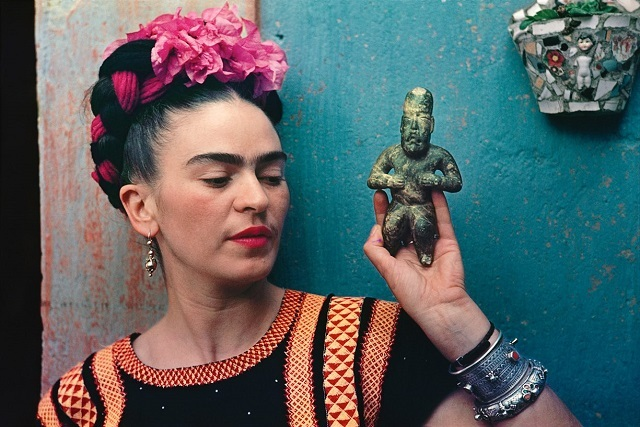"""Llega a Puebla la exposición """"Frida Kahlo a través de la lente de Nickolas Muray"""""""