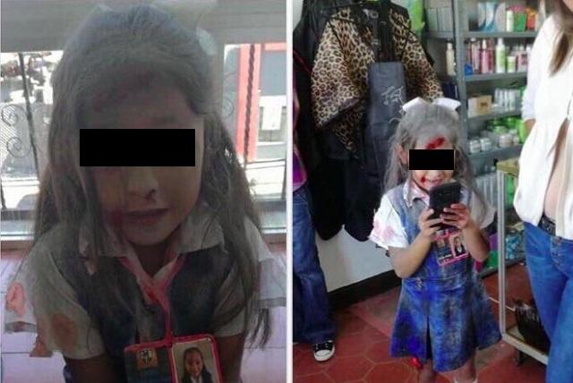 Del engaño a la burla: Niña con disfraz de Frida Sofía estremece Twitter