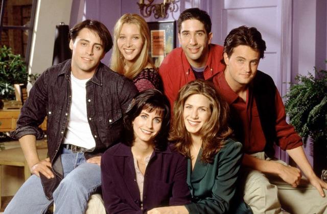 Se cumplen 26 años del debut de Friends