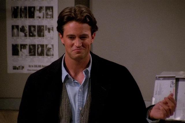 Matthew Perry no participará en reencuentro de Friends
