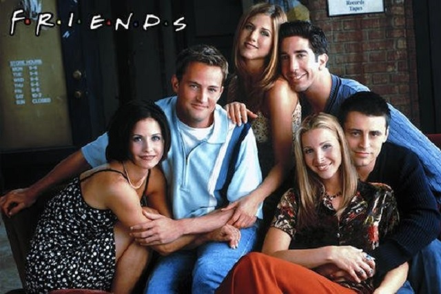 Friends dejará de estar disponible en Netflix