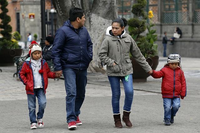 Por frío, suspenden clases preescolares de Sierras Norte y Nororiental