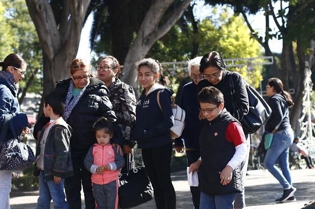 Somos 126 millones de mexicanos; Puebla llegó a 6.58 millones