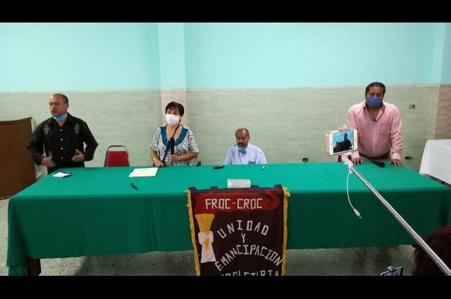 Propone Froc Croc a Jaime Barbosa para alcalde de Tehuacán