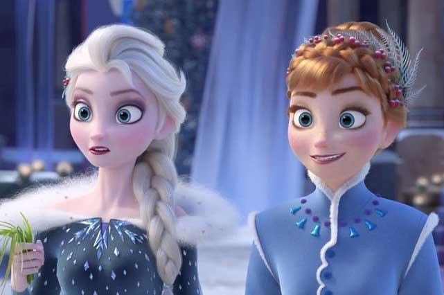 Olaf: Otra aventura congelada de Frozen llega a Disney Channel