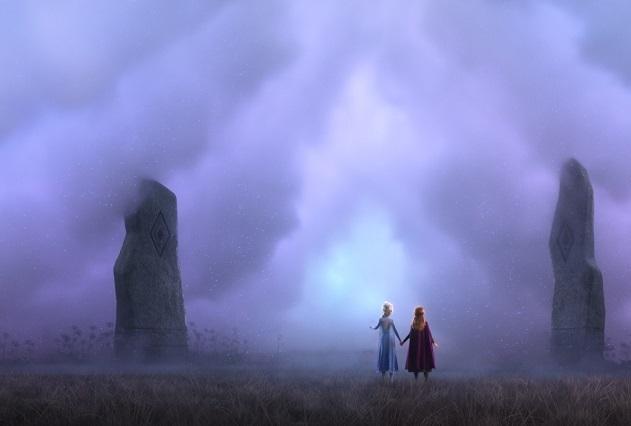 Estrenan tráiler de Frozen 2 y muestran peligroso viaje de Anna y Elsa