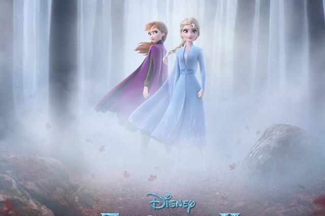 Estrenan poster de Frozen 2 y hay una duda en el aire