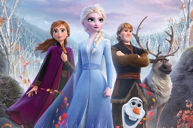 Estrenan nuevo tráiler y póster de Frozen 2 a un mes de su estreno