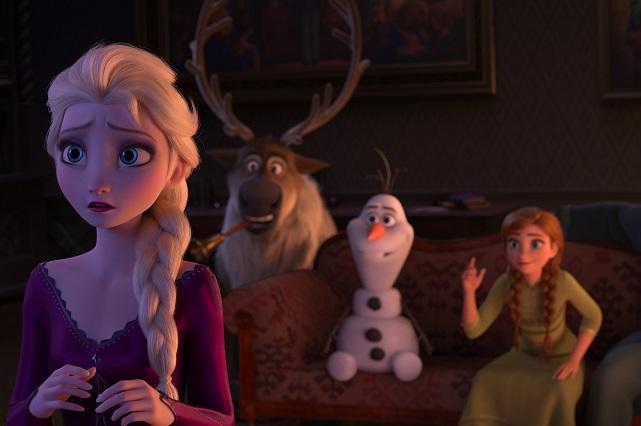 3 personajes secundarios de Frozen 2 que son importantes en la película
