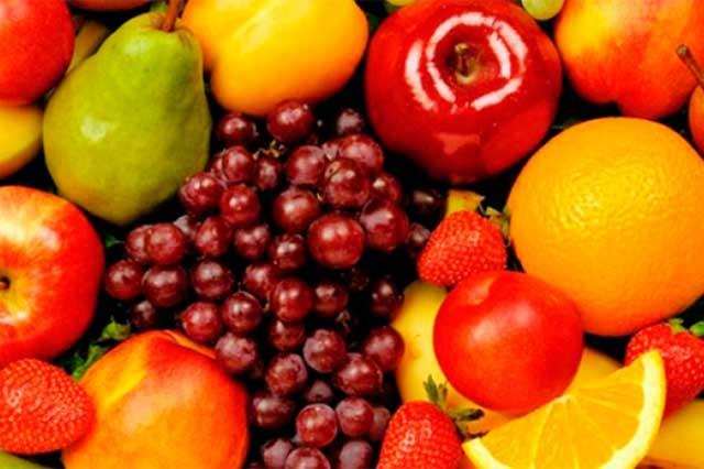Frutas y verduras de primavera, un deleite al paladar