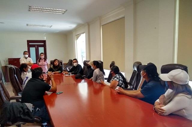 Apoya ayuntamiento de Huejotzingo a menor víctima de agresión