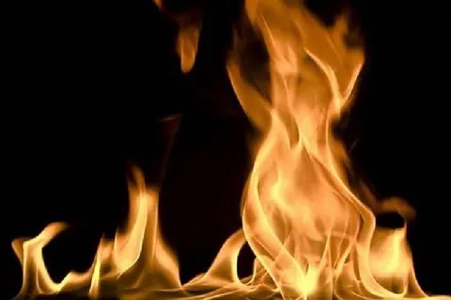Hombre se prende fuego dentro de su casa en San Pedro Cholula