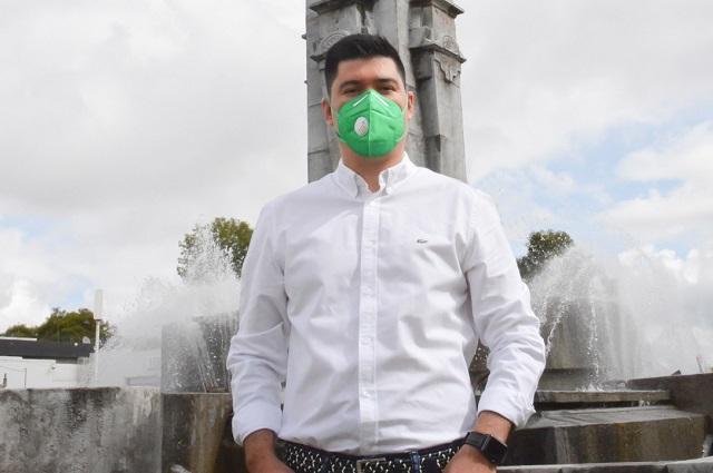 El Partido Verde pide redoblar esfuerzos para prevenir Covid-19