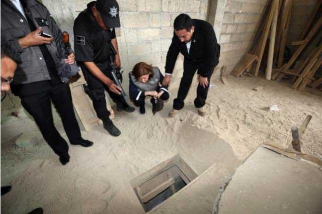 Presunto financiador de fuga de El Chapo, desconocido: CCE