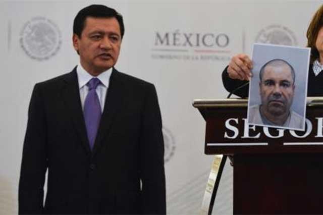 Acepta Segob que fuga de El Chapo tiró esfuerzo de instituciones