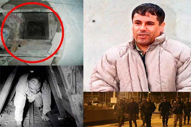 Un juez dicta formal prisión a 11 que participaron en la fuga de El Chapo
