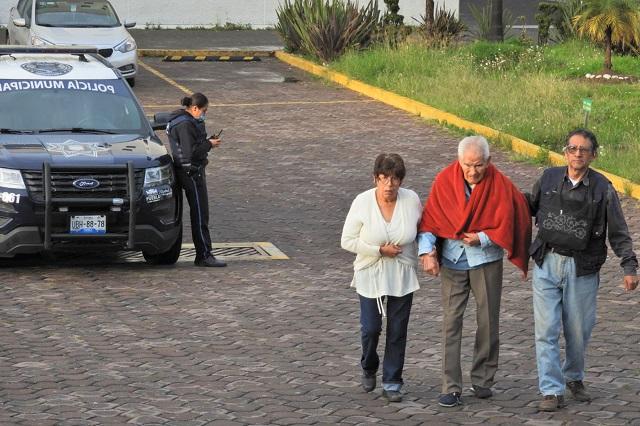 Sólo Pemex presenta denuncia de daños por la fuga en Villa Frontera