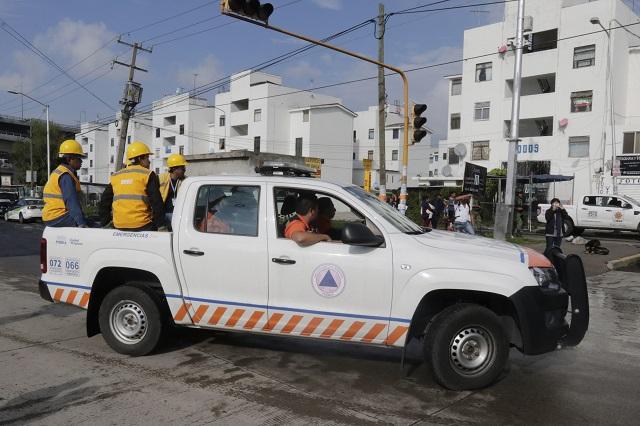 Robo de gas trae movidos a vecinos y autoridades de Puebla