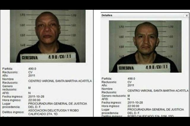 Implican a personal del juzgado 20 en fuga de secuestradores