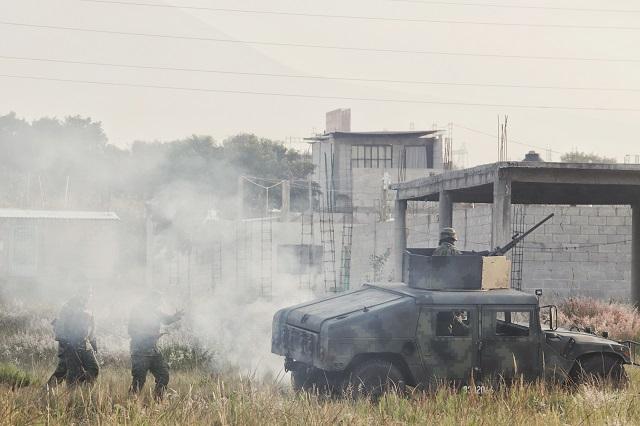 Suspenden clases en 7 escuelas de Amozoc por fuga de gas
