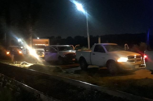 Fuga de gas por toma ilegal obliga a evacuación en Amozoc
