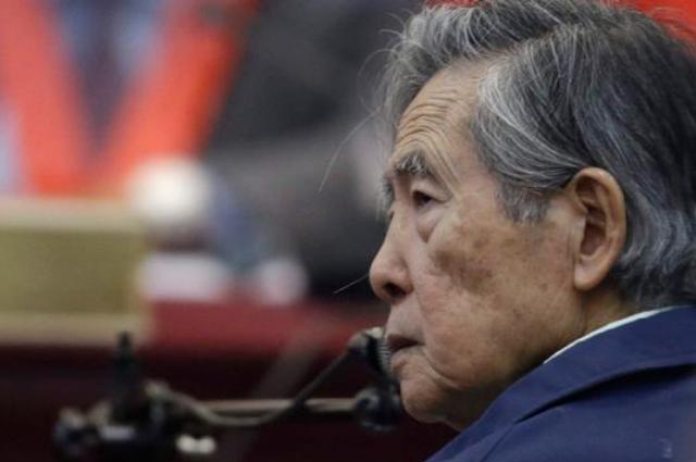 Deja la cárcel expresidente de Perú para ser hospitalizado