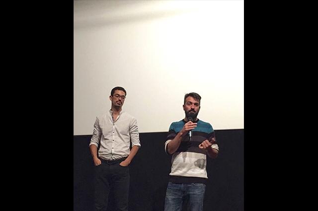 Presentan en París la película mexicana El Club de los insomnes