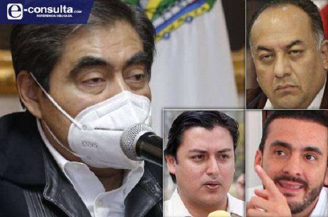Se bajan del gobierno 4 funcionarios para ir a la elección: Barbosa
