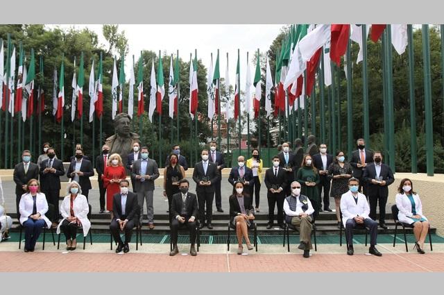 Recibe Fundación IMSS 470 donaciones para combate al Covid-19