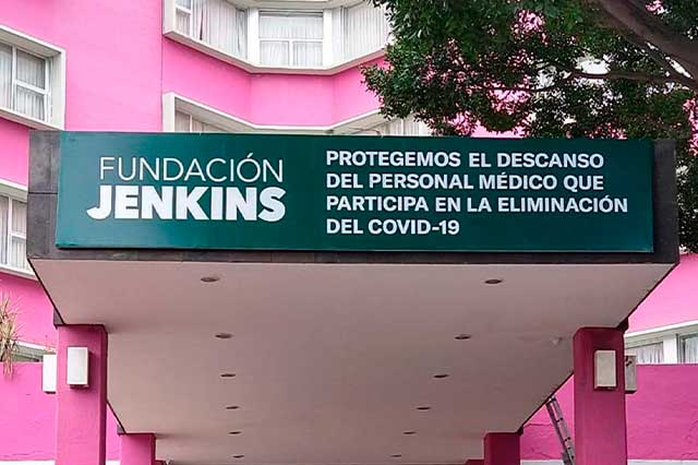 Contrato con abogados es legal: Fundación Jenkins