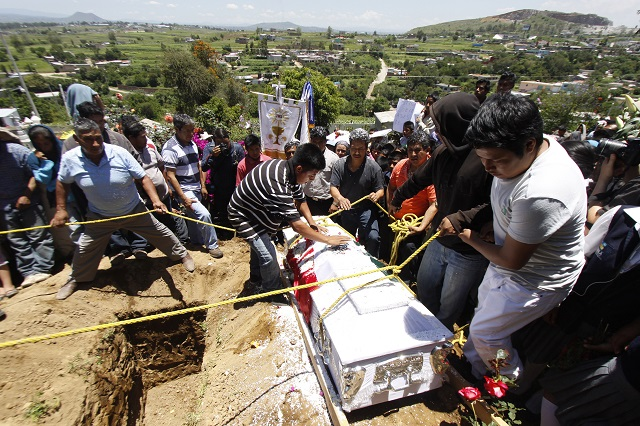 Esperan justicia víctimas de Chalchihuapan tras anuncio de Barbosa