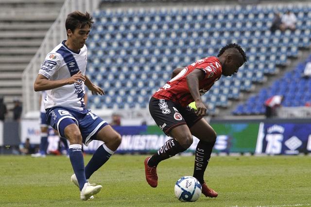 El Puebla pierde en casa ante Xolos en el inicio del Apertura 2019