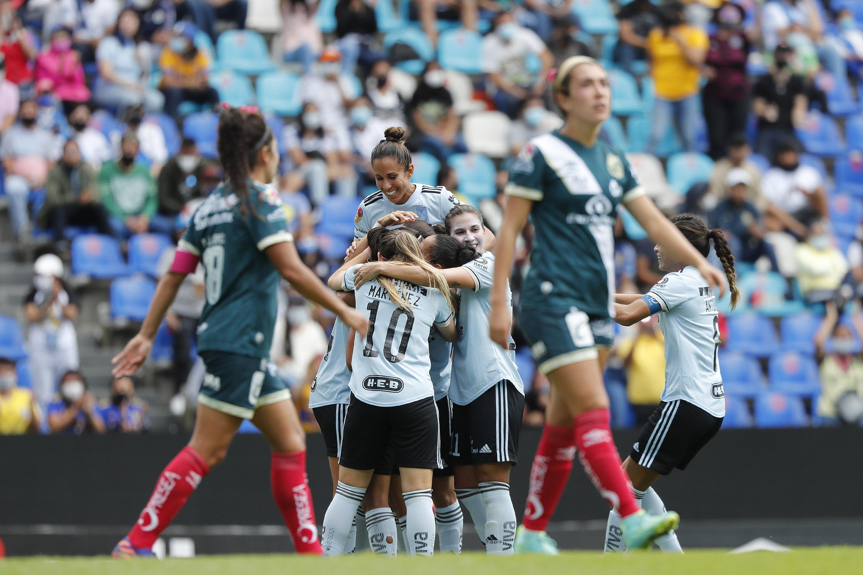 Puebla femenil se aleja de Liguilla: caen en casa 3-0 ante Tigres