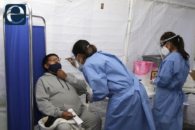 Covid sigue al alza: 19 mil nuevos casos en México