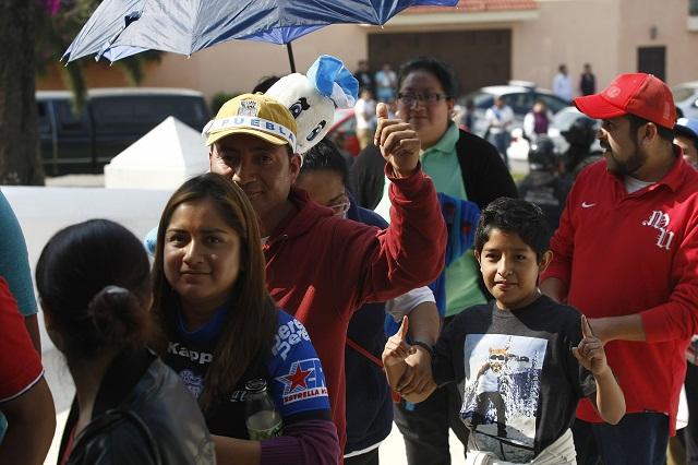 Miles buscan boleto para el Puebla-Boca Juniors de esta noche