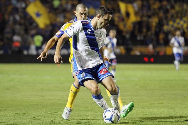 Derrota Puebla 1-0 a Tigres y alcanza sexto lugar general