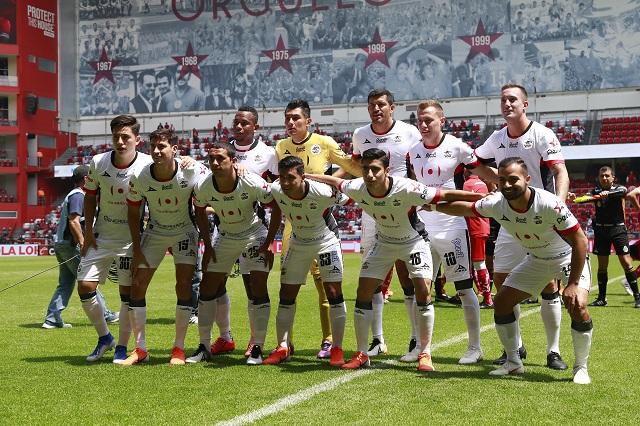 A punto de regresar a Puebla el equipo Lobos BUAP