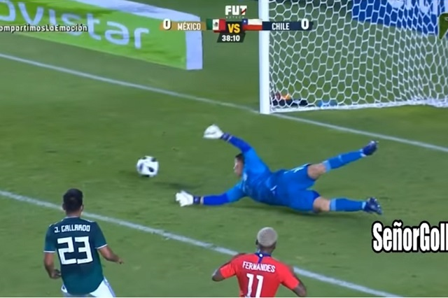 Televisa gana a Tv Azteca en Partido México-Chile
