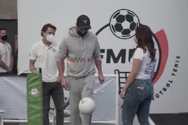 Foto / Captura de Pantalla de YouTube / El Universal Deportes