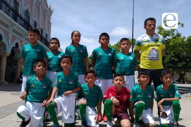 Ellos son los niños que juegan por México en torneo de Colombia