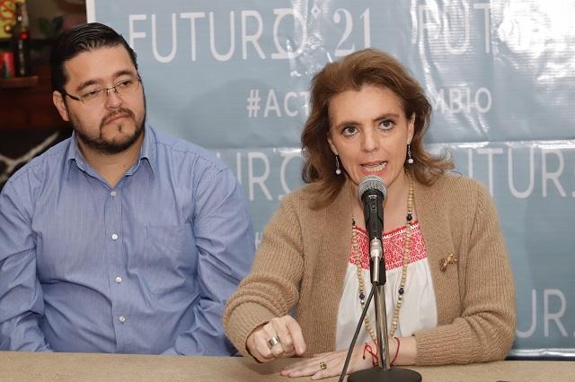 Lamenta Futuro 21 desaire de partidos a candidatos ciudadanos