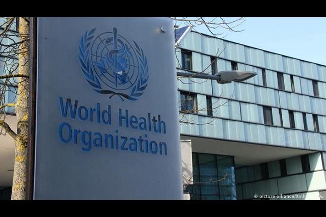 Suspende EU fondos a la Organización Mundial de la Salud