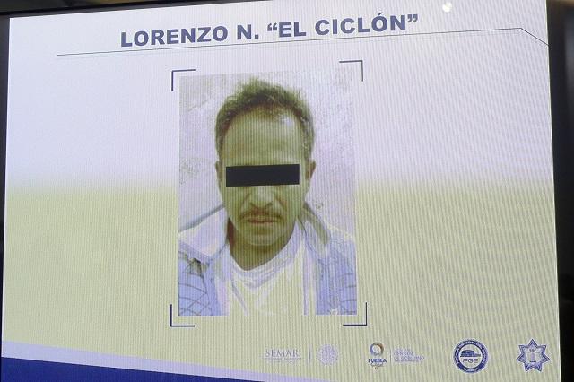 Juez de Cholula procesa a El Ciclón por multihomicidio del 1 de julio
