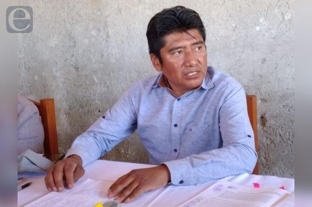Ex presidente auxiliar de Coapan debe devolver 73 mil pesos