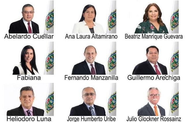 Cierra Miguel Barbosa las 20 posiciones para su gabinete