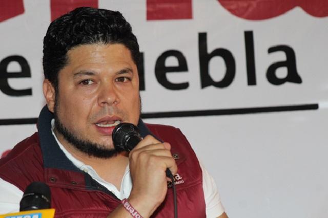 Morena no tiene aún perfiles para candidaturas en los municipios