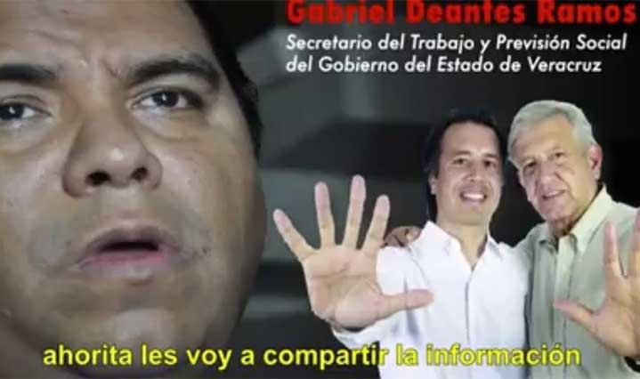 Difunden video para demostrar que AMLO pactó con Duarte