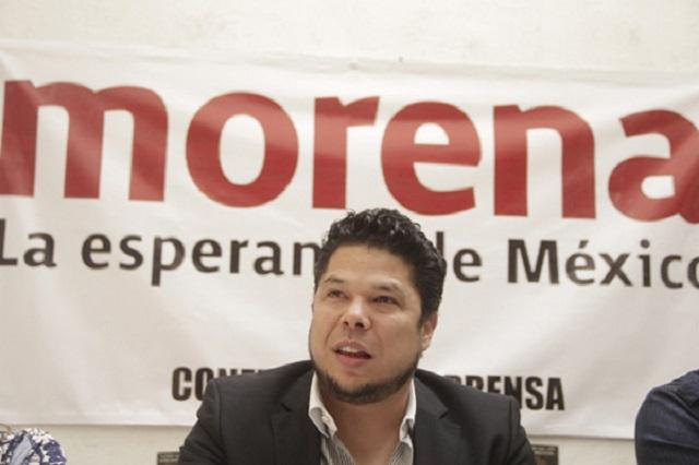 Gobierno estatal auspicia versión de confrontación en Morena: Biestro